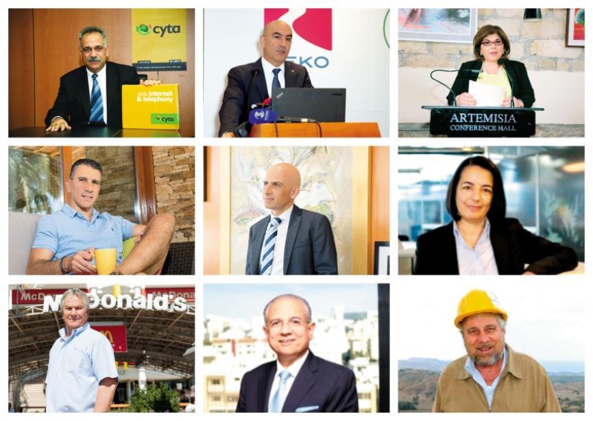 f63ddf00b47 Οι 60 κορυφαίοι CEOs της Κύπρου | Economy Today