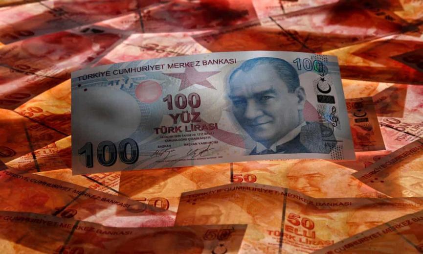 Η κατρακύλα της τουρκικής λίρας δείχνει την δυσπιστία προς την Τουρκία